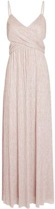 Intermix Tina Lurex Cut-Out Gown