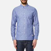 Penfield Men's Hadley Long Sleeve Shirt Blue