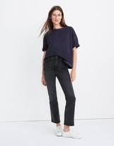 Madewell Slim Demi-Boot Jeans in Harlocke Wash