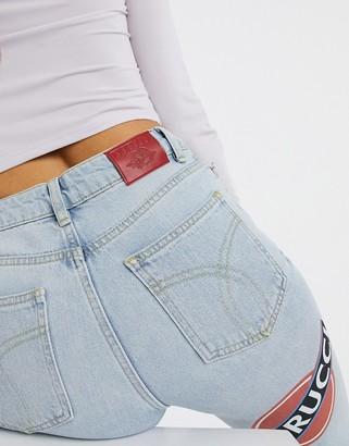 Fiorucci Tara jeans in light vintage