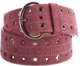 Prada Grommet Waist Belt