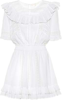LoveShackFancy Cooper cotton minidress