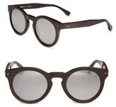 Fendi 48MM Round Sunglasses