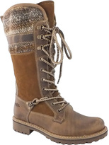 Bos. & Co. Camel Caird Wool-Lined Waterproof Leather Snow Boot