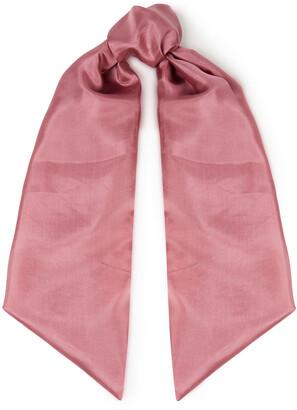 American Vintage Silk-satin Scarf