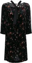 Antonio Marras floral flared dress - women - Silk/Polyester/Viscose - 44
