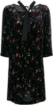 Antonio Marras floral flared dress