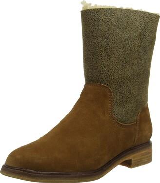 Clarks Clarkdaleaxhot Womens Ankle Boots