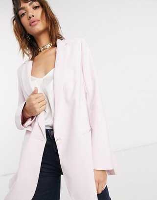Closet London Closet double vent boxy jacket