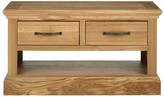 Luxe Collection Kingston 100% Solid Wood Ready AssembledCoffee table