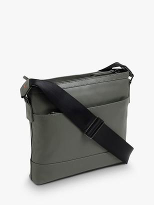 Radley Cannon Street Medium Zip Cross Body Bag, London Fog