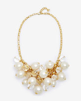 Ted Baker Pearl cluster necklace