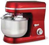 Morphy Richards Accents Stand Mixer - Red