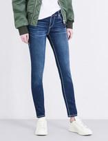 True Religion Casey super-skinny low-rise jeans