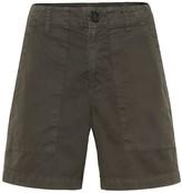Velvet Kaely cotton shorts