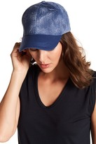 Natasha Accessories Woven Baseball Cap