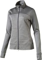 Puma Colorblock Full-Zip Golf Jacket