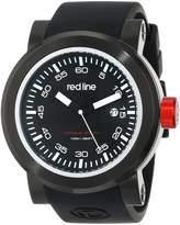 Redline red line Men's RL-50049-01-RDA Torque Sport Dial Silicone Watch