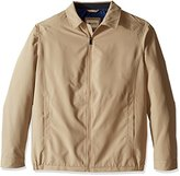 Haggar Men's Big and Tall B&T Condor Golf Jacket