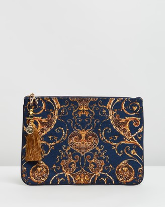 Camilla Women's Multi Purses - Small Canvas Clutch - Size One Size at The Iconic
