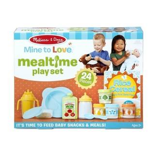 Melissa & Doug Mine to Love Doll Mealtime Playset