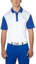 Puma Colorblock Fade Golf Polo Shirt