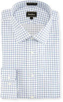 Neiman Marcus Classic-Fit Non-Iron Check-Print Dress Shirt