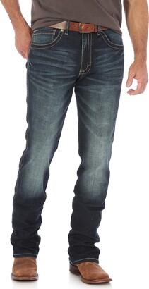 Wrangler Mens 20x Slim Fit Straight Leg Jeans