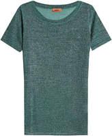 Missoni T-Shirt with Metallic Thread