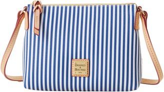 Dooney & Bourke DB Stripe Crossbody Pouchette