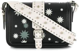 RED Valentino RED(V) star print shoulder bag