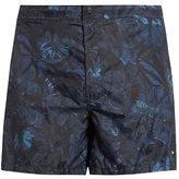 Valentino Butterfly-print swim shorts