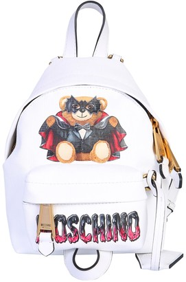 Moschino Mini teddy Bear Backpack