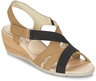 Rondinaud COLAGNE women's Sandals in Beige