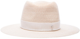 Maison Michel Charles Classic Trilby Hat