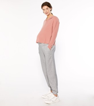 New Look Maternity Jersey Over Bump Joggers