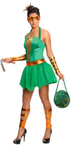 Rubie's Costume Co TMNT Michelangelo Costume Set - Women