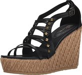 Volcom Women's Luck Wedge Platform Sandal