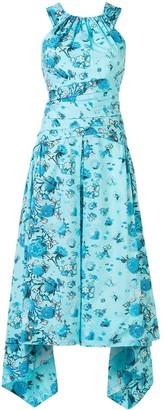 Peter Pilotto Halterneck Midi Dress