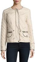 Vero Moda Zip-Up Quilted Jacket
