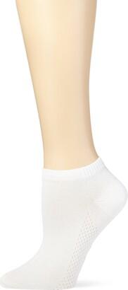 Nur Die Women's Damen Air Comfort Sneaker Socke Ankle