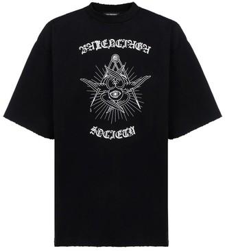 Balenciaga Free Your Mind T-Shirt