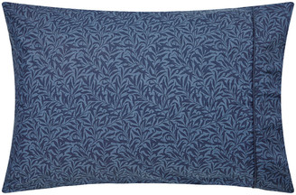 Morris & Co - Strawberry Thief Housewife Pillowcase - Indigo