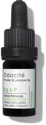 Odacité Ap+P Fragile Capillaries Serum Concentrate (Apricot + Palmarosa)