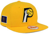 New Era Indiana Pacers Flag Stated 9FIFTY Snapback Cap