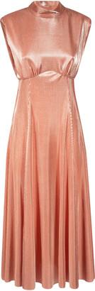 MSGM Sleeveless Long Dress