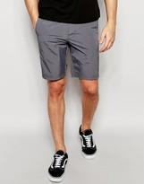 Asos Slim Shorts In Nylon