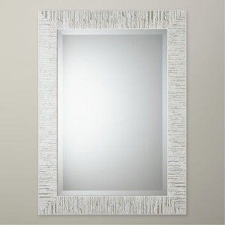 John Lewis & Partners Blanca Rectangular Wall Mirror