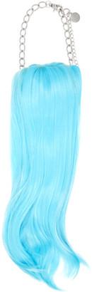 Comme des Garcons Blue Hair Necklace
