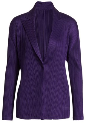 Pleats Please Issey Miyake Monthly Colors September Jacket
